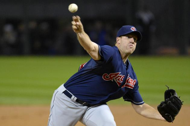Tribe Rookie McAllister Continues to Grow on Mound