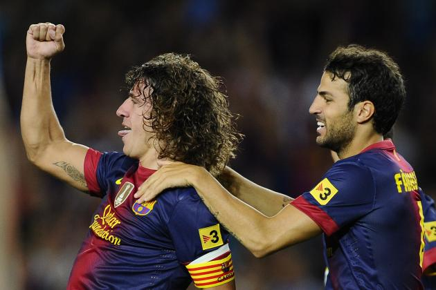 Barcelona 2-0 Benfica: Great Win, Bigger Loss for La Blaugrana