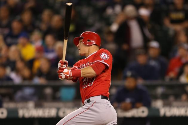 Angels Mike Trout Far More Valuable Than Tigers Miguel Cabrera in AL MVP Race