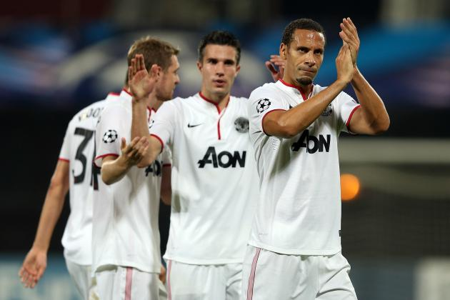 EPL: Manchester United Need More Than Robin Van Persie