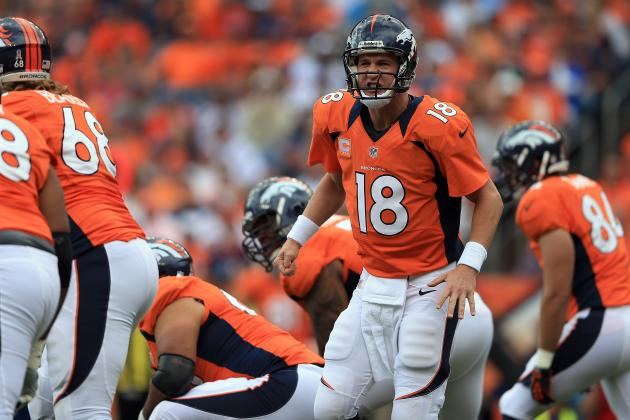 Peyton Manning: Week 4 Brilliance Makes Broncos QB an Elite Fantasy Option Again