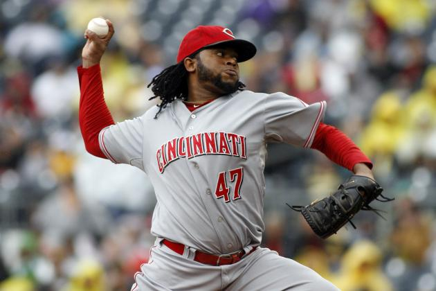 Cueto to Start Game 1