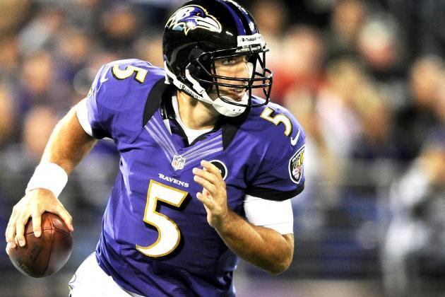 Counting Up the NFL's 'Elite' Quarterbacks, Including Joe Flacco