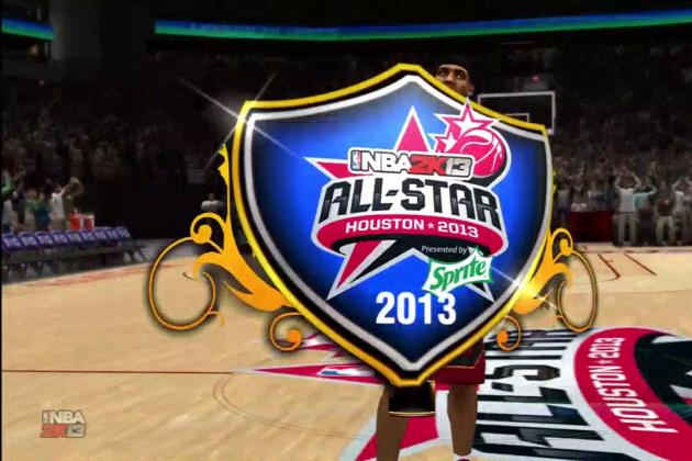 NBA 2K13: All-Star Weekend Content Adds Another Challenge to Gameplay