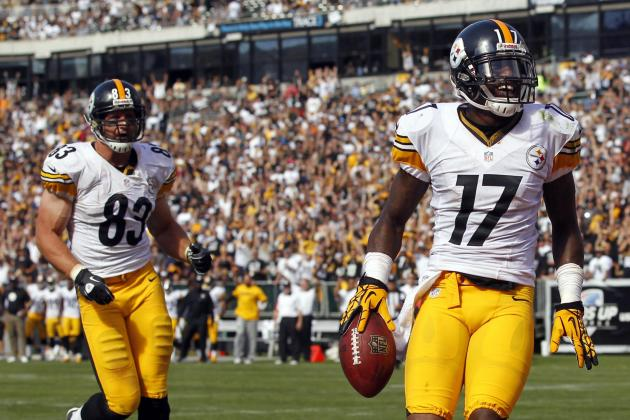 2012 Fantasy Football Week 5: Wide Receivers (WR) Rankings / Projections