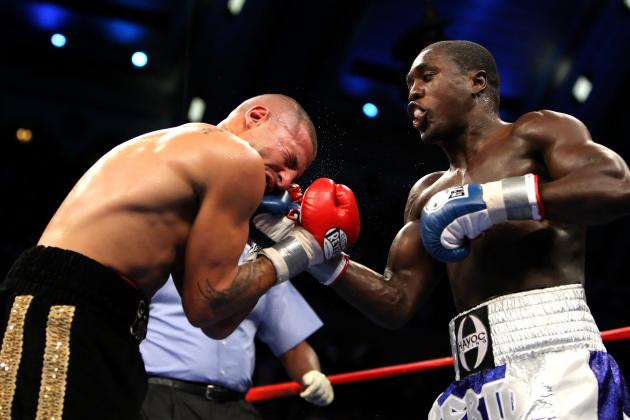 Andre Berto Likely to Fight K9 After Golden Boy-DiBella Deal