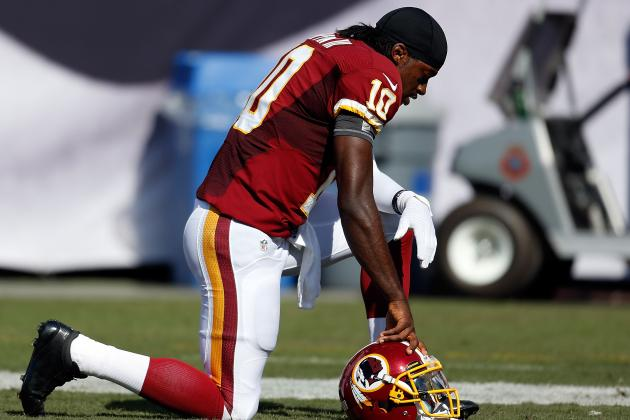 Robert Griffin III: Is the Redskins QB Having the Best Rookie Season Ever?