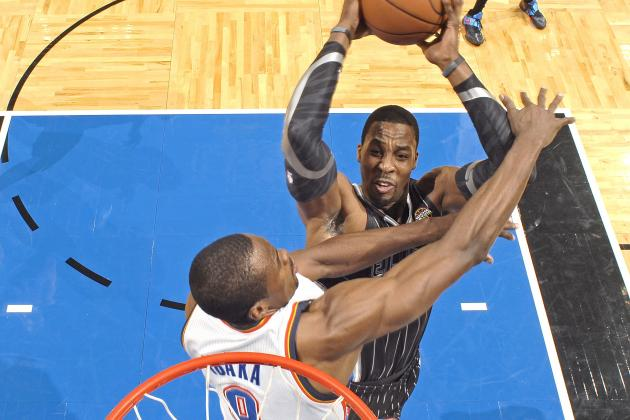 Breaking Down the Difference Between the NBA's 2 Best Shot-Blockers