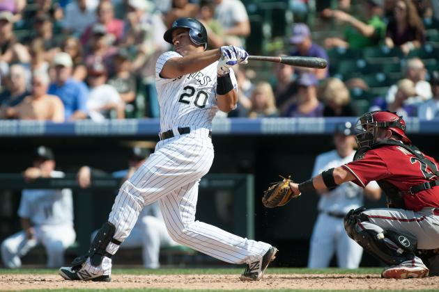 Why Wilin Rosario Should Run Away with NL Rookie of the Year