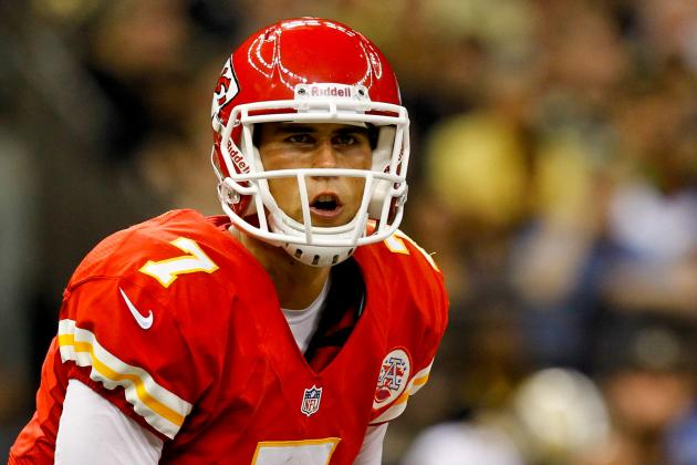 The Kansas City Chiefs Should Stick with Matt Cassel