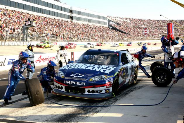 Kasey Kahne's Title Hopes Remain, but Has He Used His Mulligan?