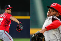 Nationals and Reds Set Their NLDS Rotations
