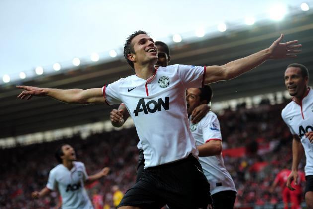Manchester United: How Many Goals Will Robin Van Persie Score This Year?