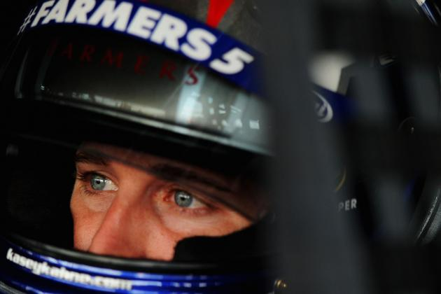 NASCAR: Is Kasey Kahne Ready to Make a Big Move at Talladega?
