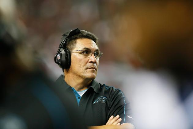 Why Ron Rivera Isn't the Man to Lead Carolina Panthers Back to Relevance