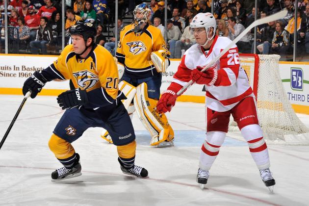 NHL Free Agency 2012: 5 Teams That Look Absolutely Lost with Offseason Moves