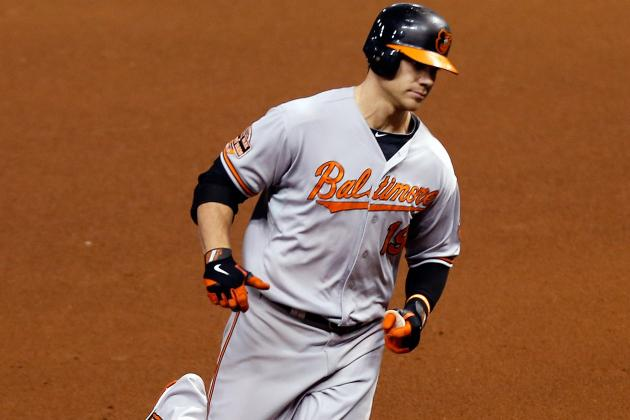 O's Overcome Rays Despite Shields' 15-K Night