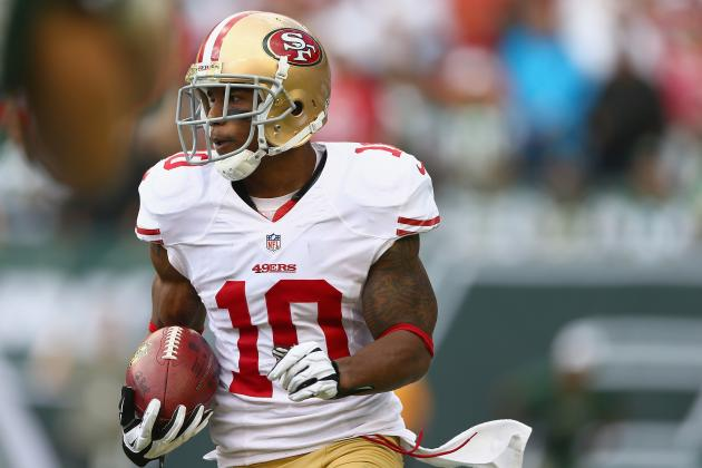 San Francisco 49ers: Is Kyle Williams Ready to Replace Ted Ginn Jr.?