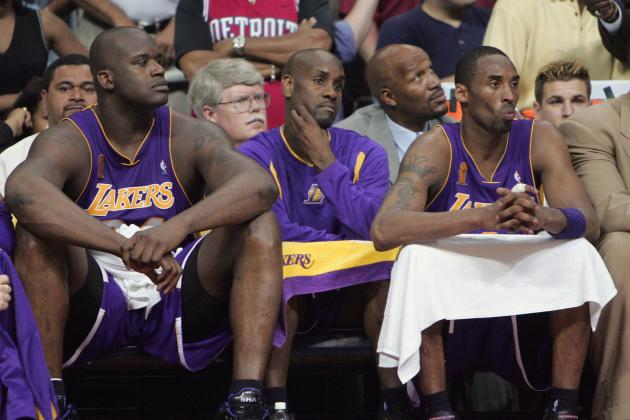 Los Angeles Lakers: Comparisons to the 2003-04 Team Are Not a Bad Thing
