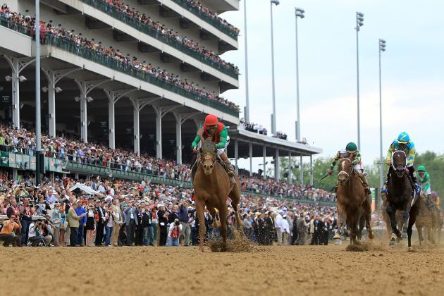 2011 Triple Crown Race Winners Have Chance to Make History