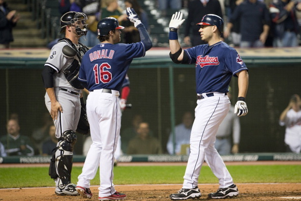 Indians 4, White Sox 3 (12)