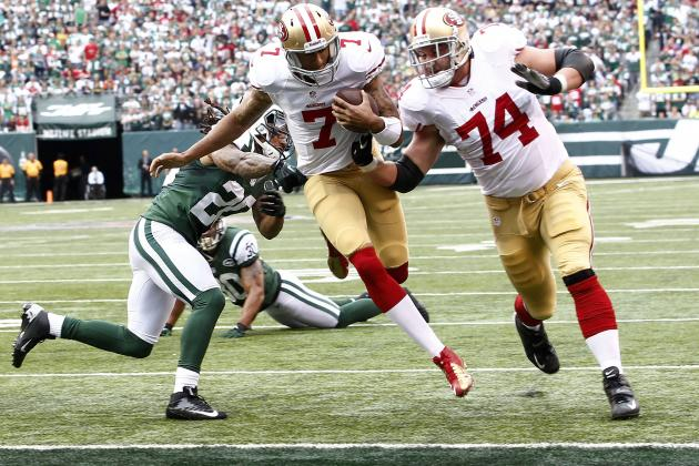 Colin Kaepernick: Should QB Have Bigger Role in San Francisco 49ers Offense?