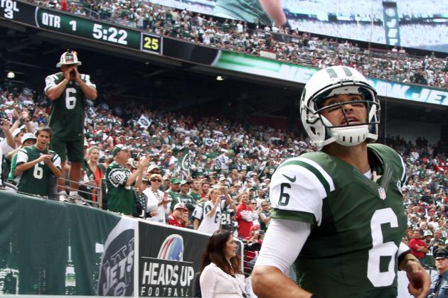 Mark Sanchez: Teammates Who Must Help Jets QB vs. Texans