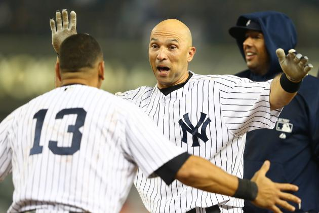 Yankees vs. Red Sox: Raul Ibanez Sparks 4-3 Victory, Reduce Magic Number to 1