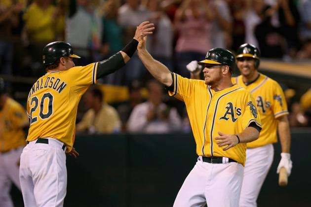 2012 MLB Playoffs: Oakland A's Can Continue Great Run, Get to World Series