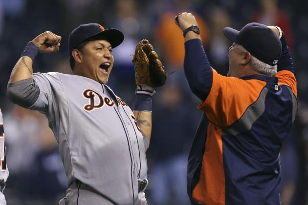 Miguel Cabrera Triple Crown Chase: Does It Make Him the Default MVP Choice?