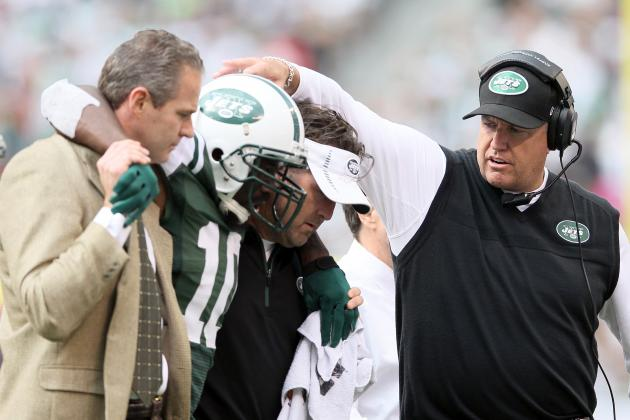 New York Jets Lack Depth to Replace Santonio Holmes, and Other AFC East News