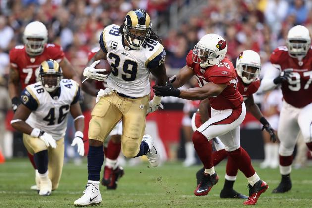 Arizona Cardinals vs. St. Louis Rams Thursday Night Football Fantasy Preview