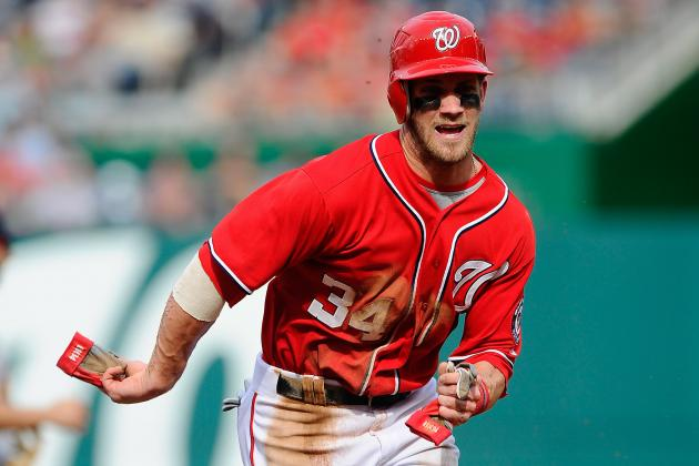How Bryce Harper Can Actually Exceed the Hype with a Huge Postseason