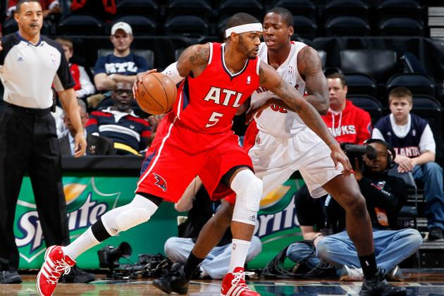 NBA Trade Rumors: Teams That Must Pursue Atlanta Hawks Forward Josh Smith