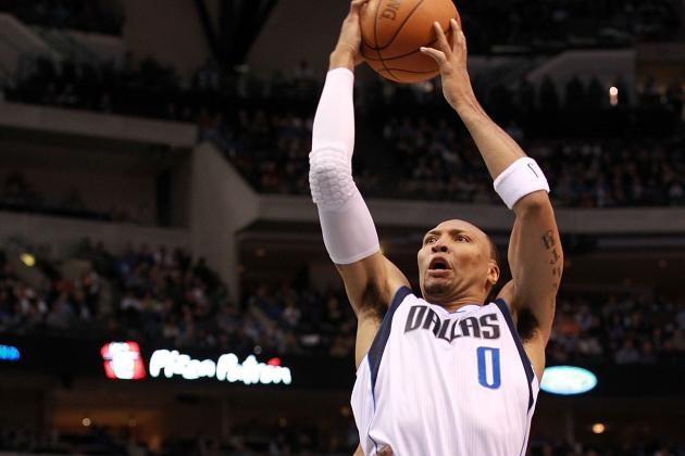 Who's the Dallas Mavericks' Biggest Veteran X-Factor for 2012-2013?
