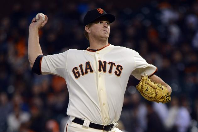 Who Should Start Game 1 for the San Francisco Giants?