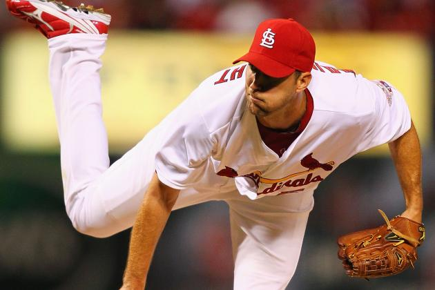 MLB Playoffs: Is Adam Wainwright the St. Louis Cardinals' Ace Again?