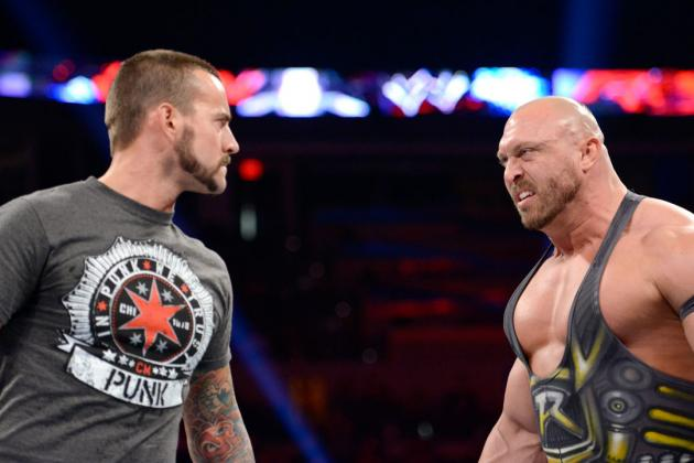 WWE: Why the CM Punk and Ryback Angle Is the Great Unknown