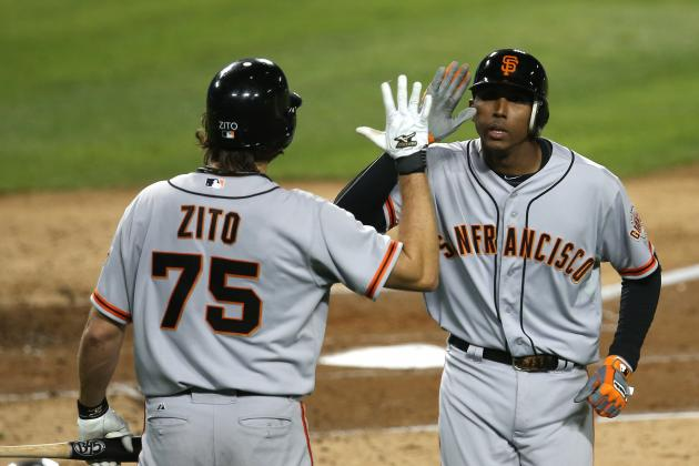Dodgers Fall to Giants, out of Playoff Contention
