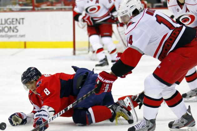 Why Washington Capitals Could Be Looking Up at Carolina Hurricanes in 2012-13