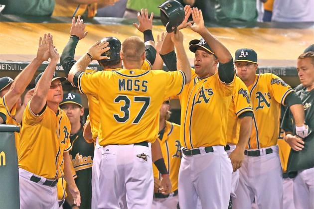 Oakland Athletics Just One Game Away from Most Improbable AL West Crown