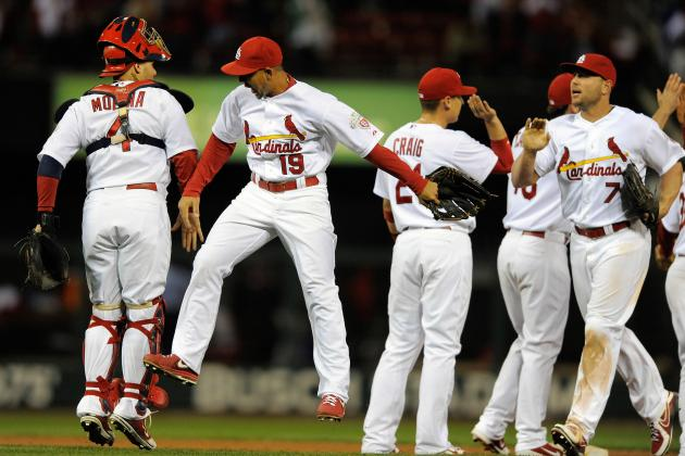 Cards Clinch Final Wild-Card Spot Following Dodgers Loss