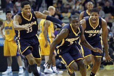 Should Danny Granger or Paul George Be Indiana Pacers' Lead Guy in 2012-13?