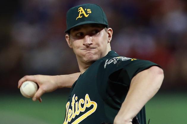 Oakland Athletics: Should Jarrod Parker Start 1-Game Wild Card Playoff?
