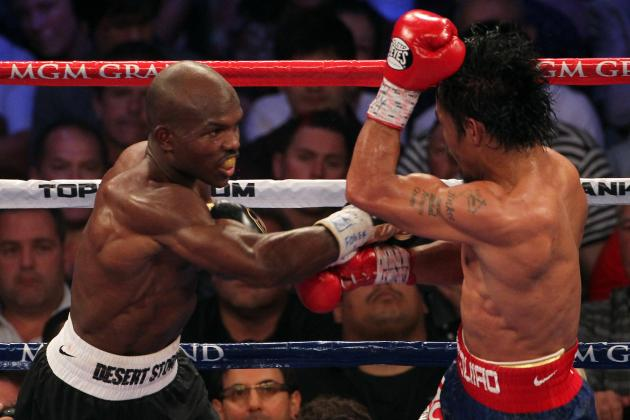 Timothy Bradley Taking a Step Back by Pursuing Rematch with Lamont Peterson