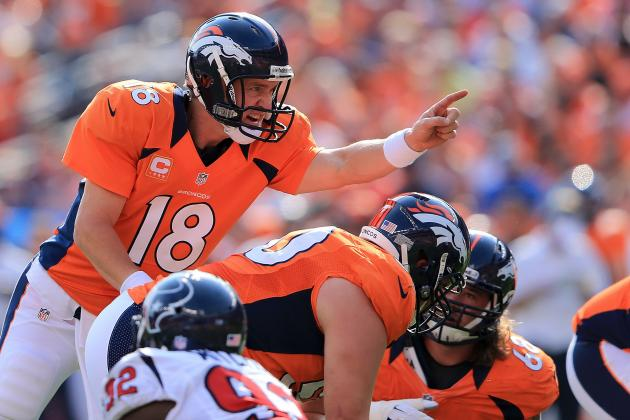 Quarter-Season Review: Peyton Manning's Transition with Denver Broncos