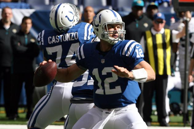 Andrew Luck Is Already League-Average and Other AFC South Must-Reads