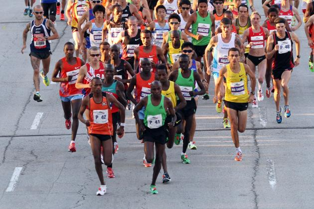 Chicago Marathon 2012: Route, Start Time, Date and TV Info