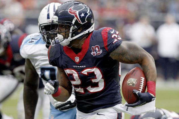 Fantasy Football Week 5 Rankings: Top 40 Running Backs