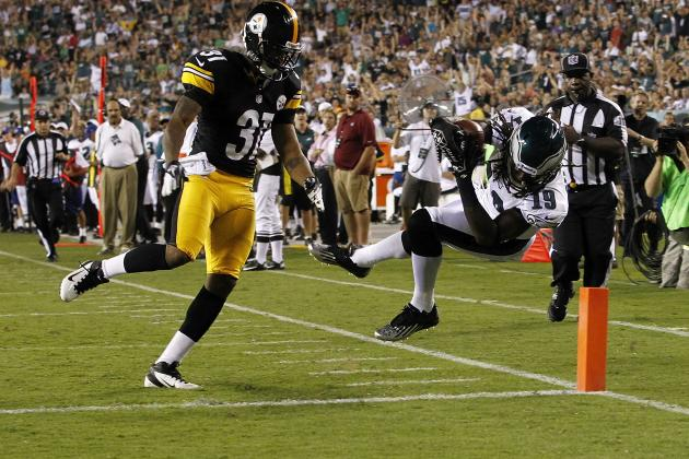 Eagles vs. Steelers: TV Schedule, Live Stream, Spread Info, Game Time and More